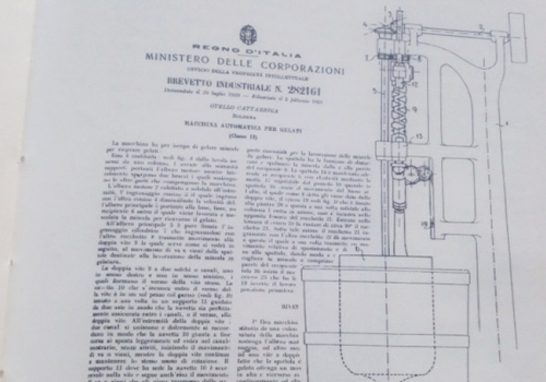 1927 - 1931 - la rivoluzione della Motogelateria Cattabriga